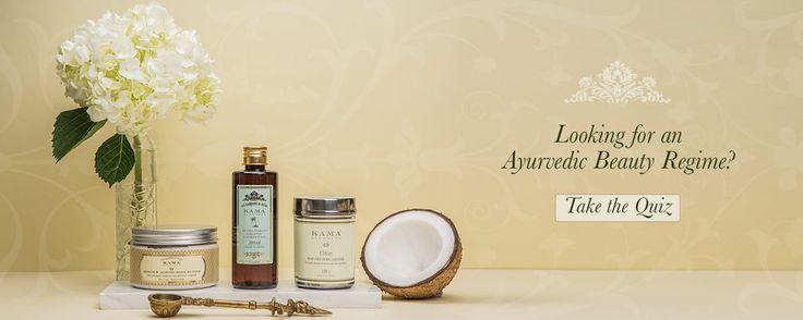Trusted Ayurvedic Hair Care Products - Kama Ayurveda