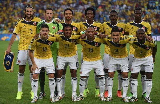 Inilah daftar pemain (skuad) Kolombia di Copa America 2016 lengkap dengan para bintangnya. Skuad Timnas Kolombia dibawah arahan pelatih José Pekerman. Tim yang siap memulai aksinya di Grup A melawa…