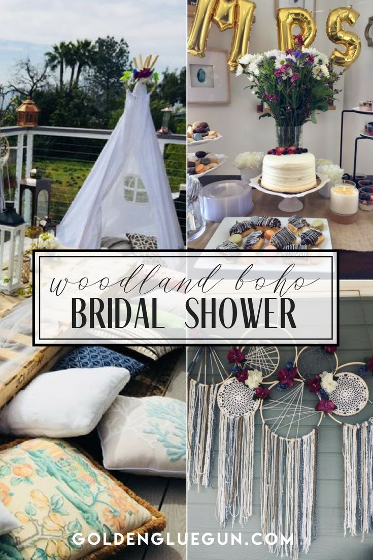 This DIY bridal shower was inspired by