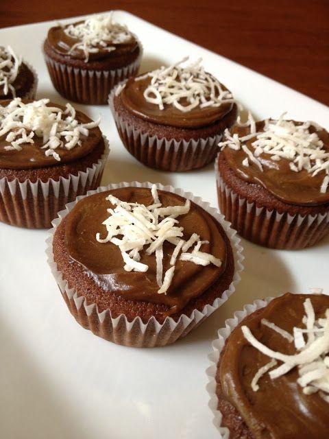 Kersten's Kitchen: chocolate cupcakes
