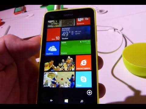 Nokia has unveiled its range Windows Phone 8.1 smartphone Check out Nokia Lumia 635 Hands on Review