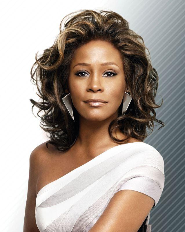 Whitney Houston (9/8/63 - 11/2/12)