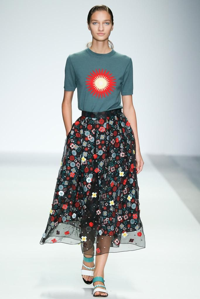 Holly Fulton Spring 2015 Ready-to-Wear - Collection - Gallery - Look 1 - Style.com