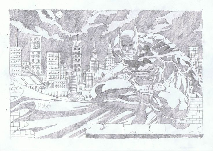 *WINNER*  Matthew S. - Batman
