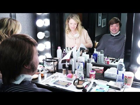 The Tonight Show Starring Jimmy Fallon: Behind the Scenes: Tonight Show Thursday Night Football Promo with Jimmy Fallon