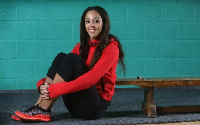 Katarina Johnson-Thompson: Last year was a huge slap in the face but it's changed me for the better