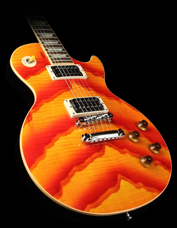 2007 Gibson Les Paul Classic Tom Morgan A friend of mine has one of these. Odd to start with but beautiful in person. It grows on you.