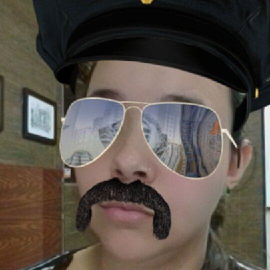Respeita o moço. #cop #snapchat #mustache #bigode #bloggeru #ebtb #boanoite by carolvayda