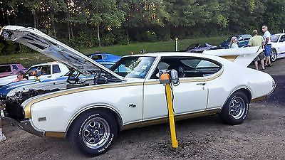 Here is a true Hurst/Olds #296 On the Hurst registrey. It has been in my family since 1973. I have owned it since 1990. ... 1969 Oldsmobile 442 Attica.