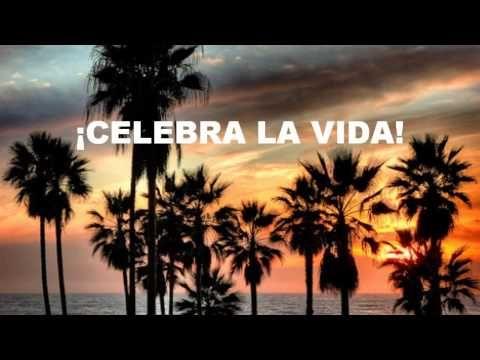 Celebra la vida - Axel (Letra e imágenes) - YouTube