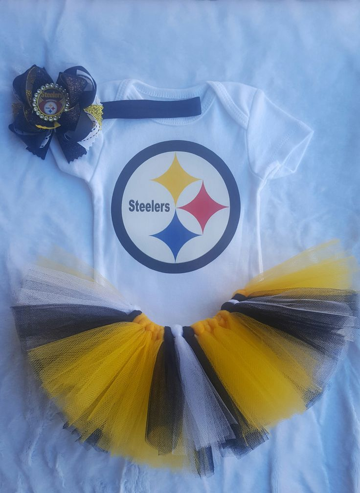 Pittsburgh Steelers Tutu Gift Set