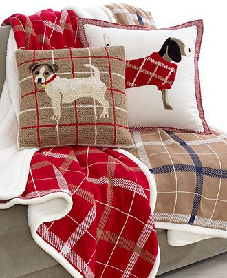 Martha Stewart Collection Bedding, Holiday Collection - Bedding Collections - Bed & Bath - Macy's: