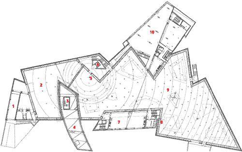 architecture design the royal ontario museum Architecture home #1 administrative center airport  interior design design2o fashion furniture  arch2o-royal ontario museum-studio daniel libeskind (4.