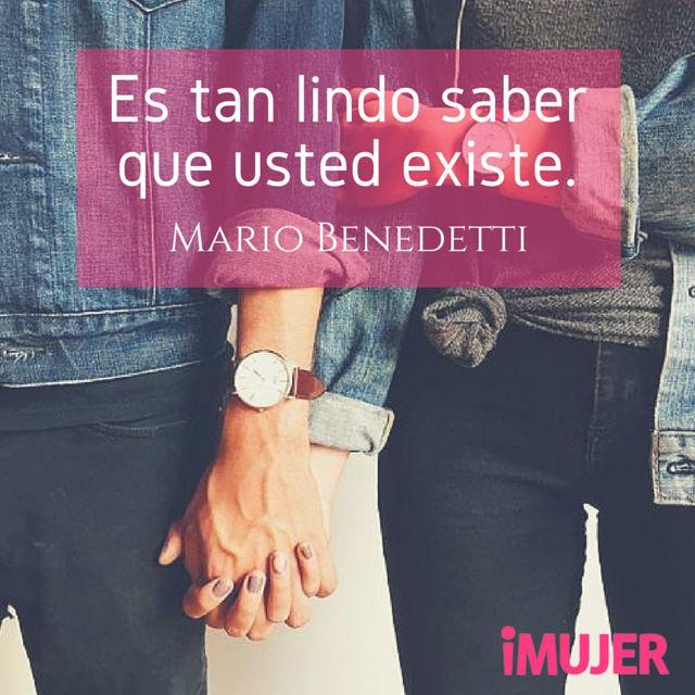 #Amor #MarioBenedetti