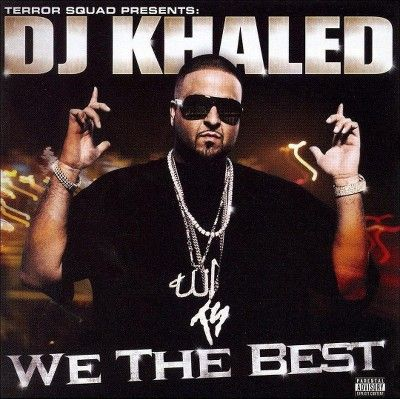 DJ Khaled - We the Best [Explicit Lyrics] (CD)