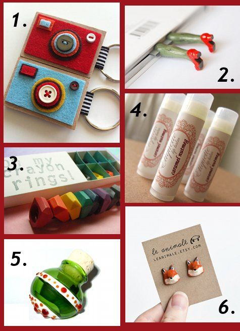 34 Best Stocking Stuffers Images On Pinterest Christmas