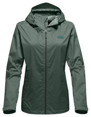 The North Face Arrowood Triclimate Jacket for Ladies - Balsam Green Dobby - XL
