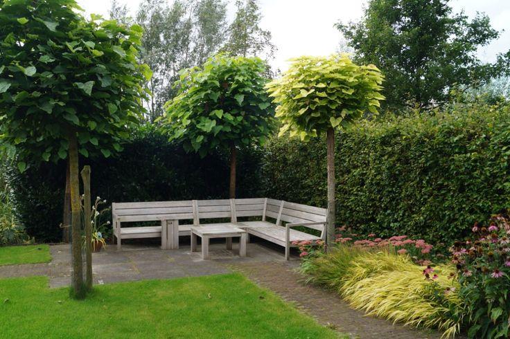 17 best images about stijl en sfeer in de tuin on for Tuinontwerp tussenwoning