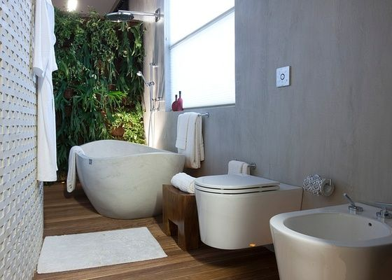 Decor Salteado - Blog de Decoração | Arquitetura | Construção | Paisagismo: Banheiros Modernos, quais são as tendências?