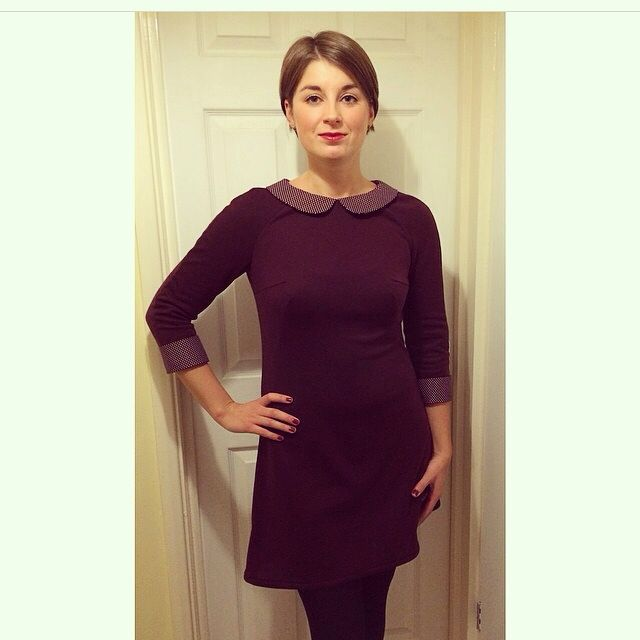 Emma's Francoise dress