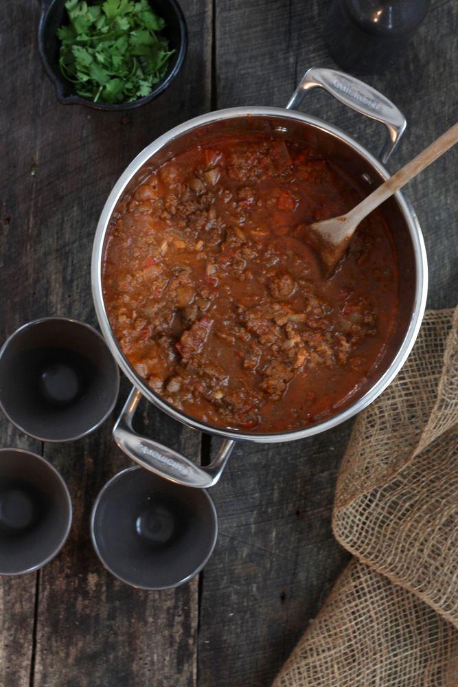 Ultimate Beef & Liver Chili | Mommypotamus
