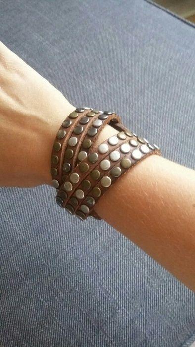 Liebeskind Armband mit Nieten