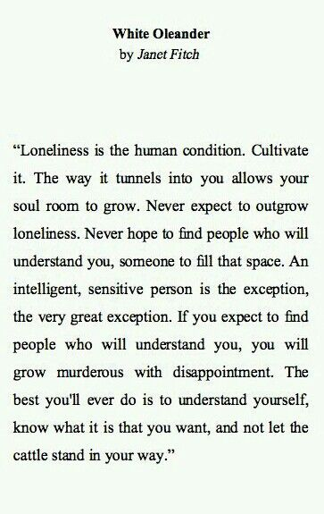 White Oleander. Janet Fitch