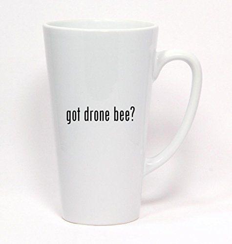 got drone bee? - Ceramic Latte Mug 17oz * Visit the image link more details.