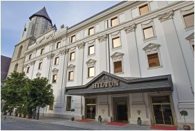 Hilton in the Castle District, Budapest