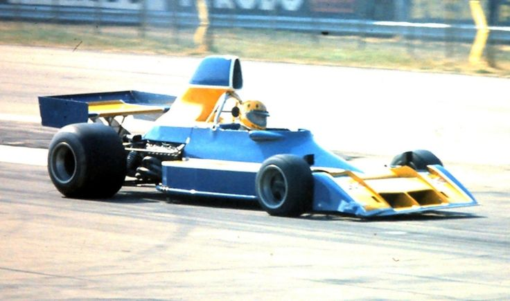 1974 Mike Wilds (Ensign N174 - Ford)