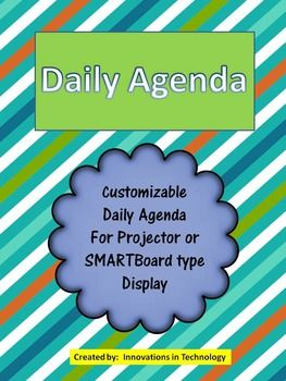 Best 25 Classroom Agenda Ideas On Pinterest Agenda
