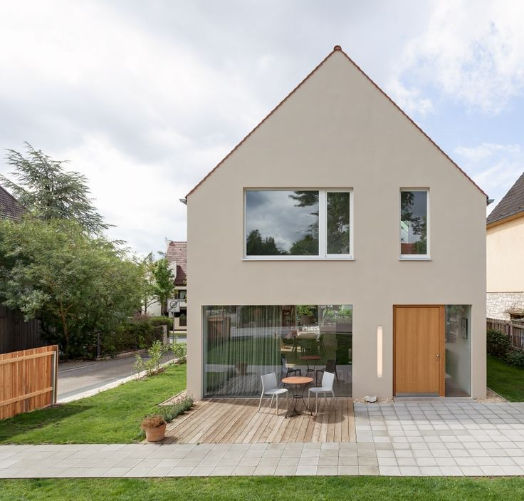 45++ Haus rotes dach graue fenster Trends