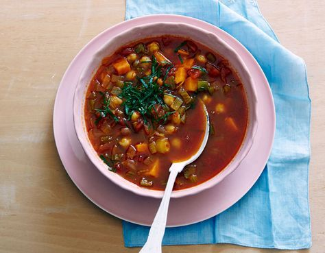 Gypsy Soup:  Moosewood Cafe's Most Famous Recipe