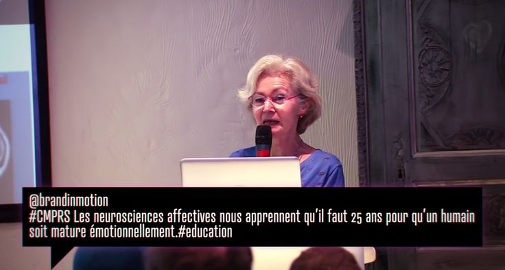 Les preuves des neurosciences en faveur de l'éducation bienveillante par Catherine Gueguen (en vidéo)