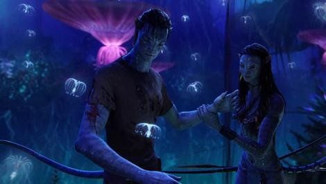 Underwater setting natural for Avatar sequel - Yahoo! Movies UK