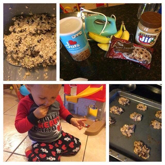 21 Day Fix. Sinless Cookies. Banana Oatmeal Cookies.