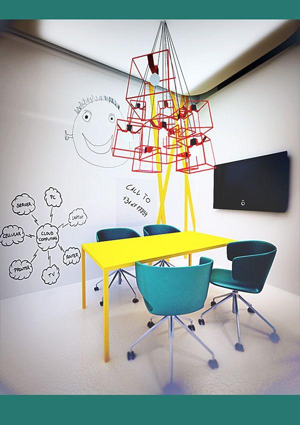 "Project office ""BOB"" on Behance"