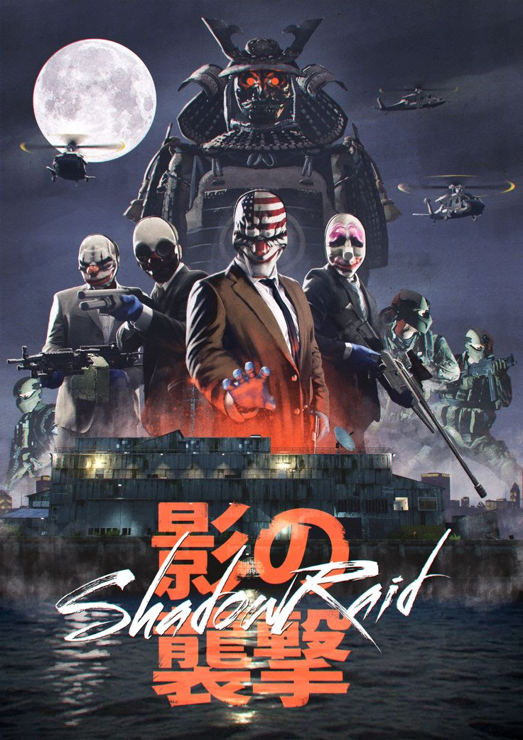 Search Results For Payday 2 Shadow Raid Wallpaper Adorable Wallpapers