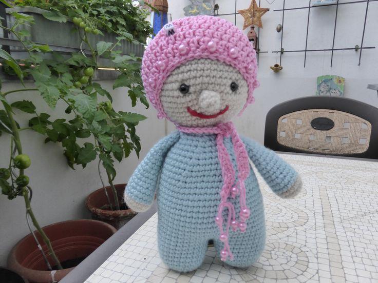 Auf Wunsch eines 5-jährigen türkischen Mädchens für die Schultüte entstanden.