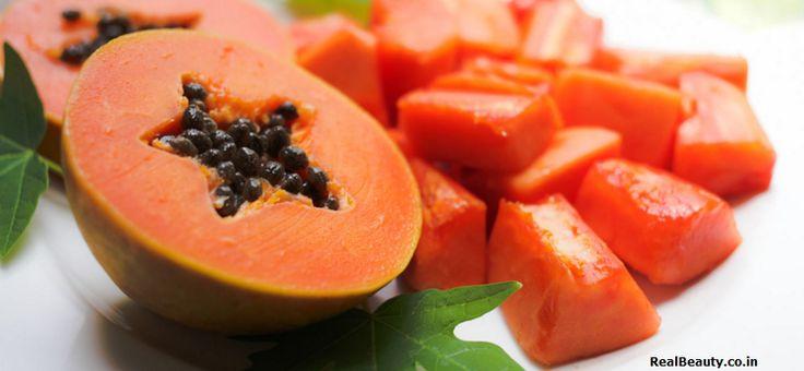 Papaya Homemade Treatment