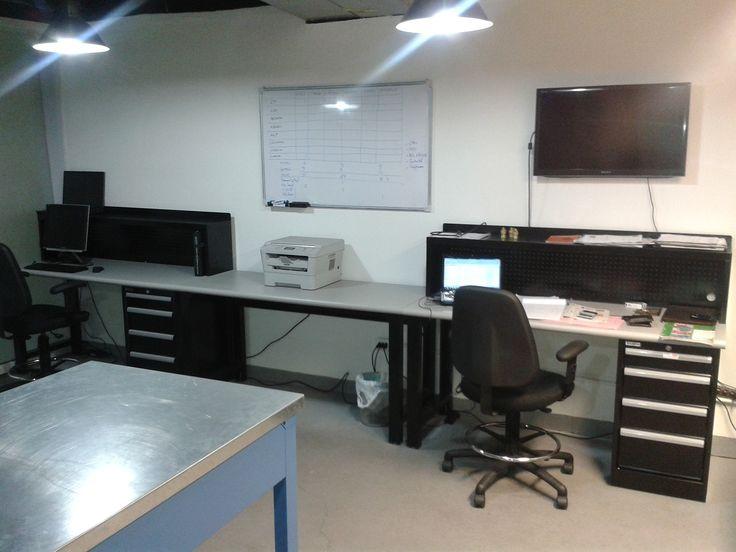 Oficina industrial