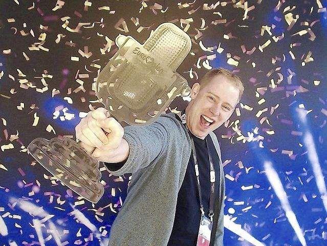 Morten med i Melodi Grand Prix-jury: Får et afgørende ord på lørdag