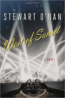 Bookworm is My Totem: West of Sunset, by Stewart O'Nan. Viking, 2015