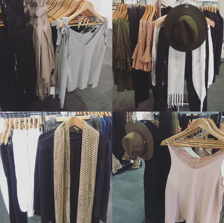 🌫☁️ WINTER ACCESSORIES ☁️🌫 #hats #scarves #winter #layers #hb #hotbods #boutique #knitwear #fashionblogger #stylelaundry