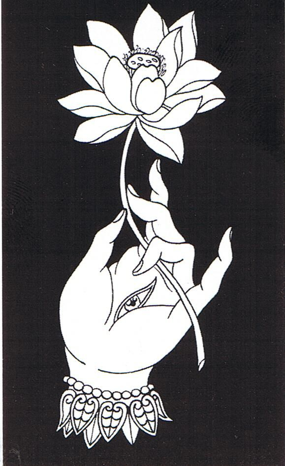 The Lotus flower is regarded in many different cultures, especially in eastern religions, as a symbol of purity, enlightenment, self-regeneration and rebirth. Its characteristics are a perfect analogy for the human condition: even when its roots are in the dirtiest waters, the Lotus produces the most beautiful flower.