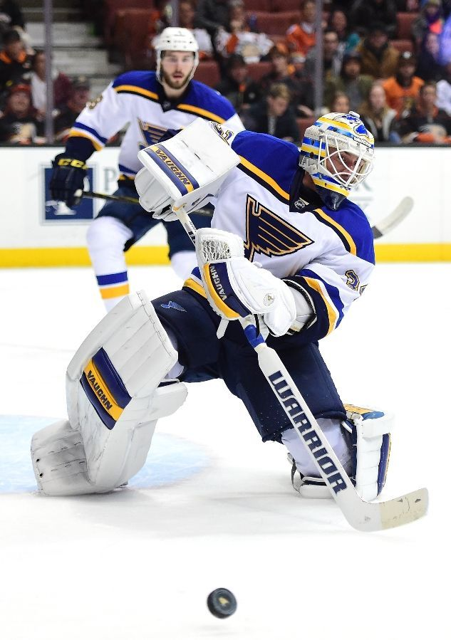 Jake Allen, St. Louis Blues