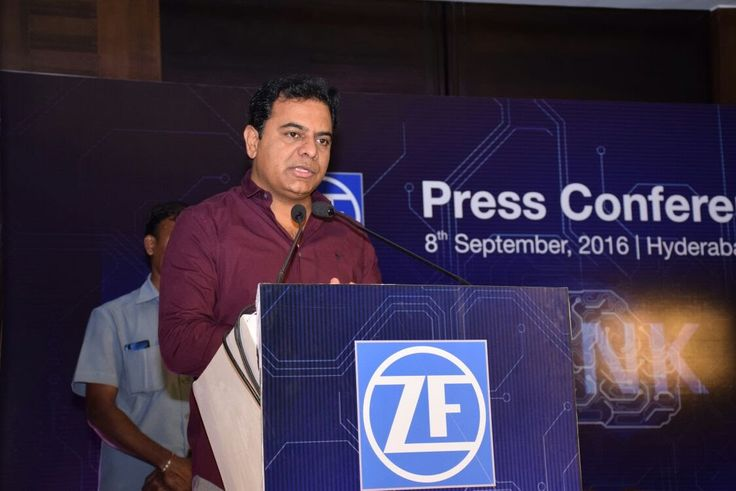 ZF Friedrichshafen AG announces setting up its first ever India Technolo...