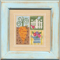 Flip-It Blocks May - Cross Stitch Pattern