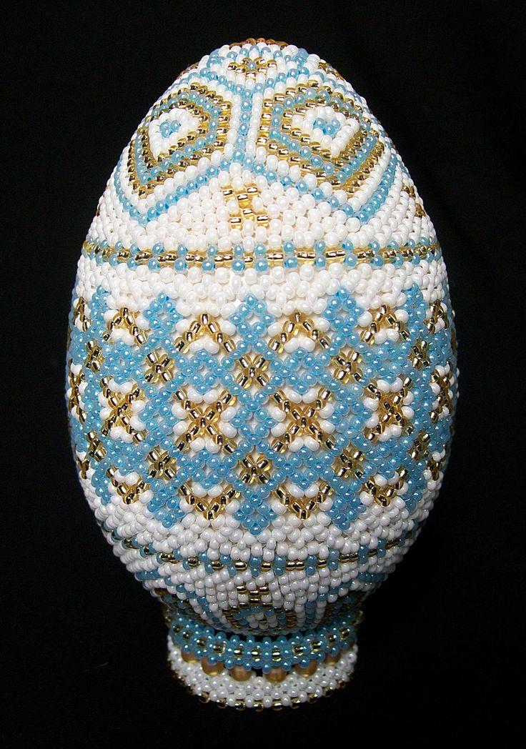 Оплетенные Бисером, Яйца
