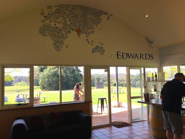 Edwards Wines Margaret River Cellar Door